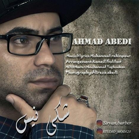 دانلود آهنگ شکی نیست از احمد عابدی